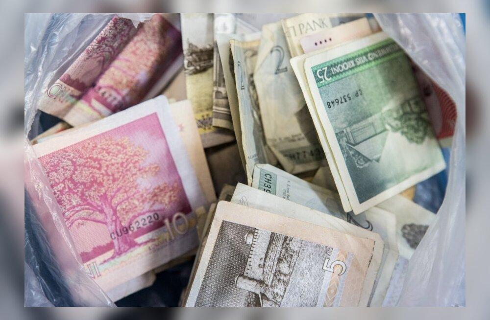 145b4bc05f7 Rahval on kroone käes veel 40 miljoni euro eest - Maaleht