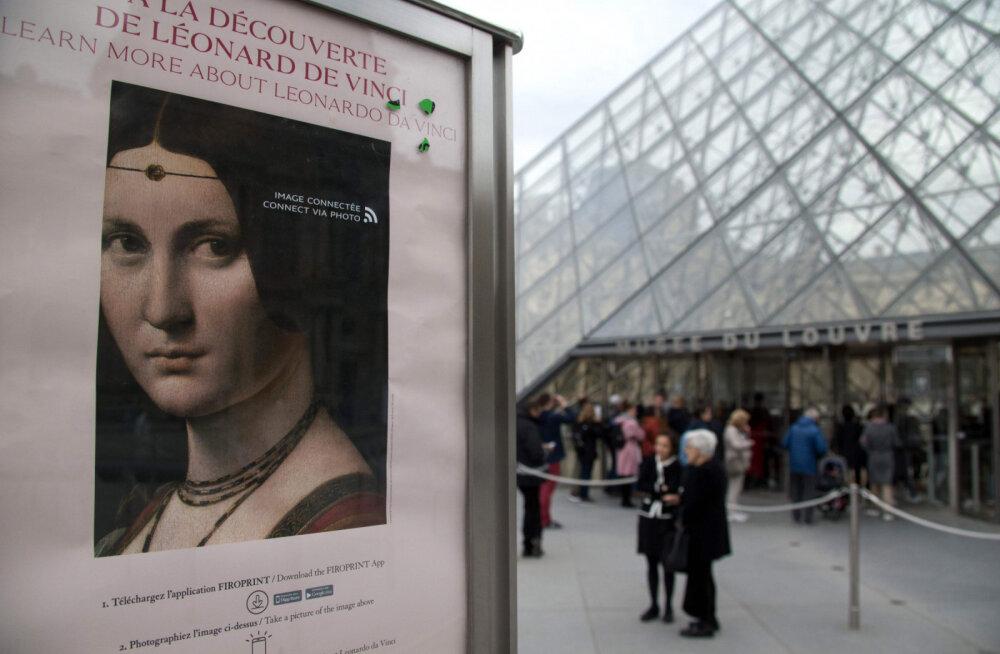 Да Винчи в Лувре: как искали картины для выставки года
