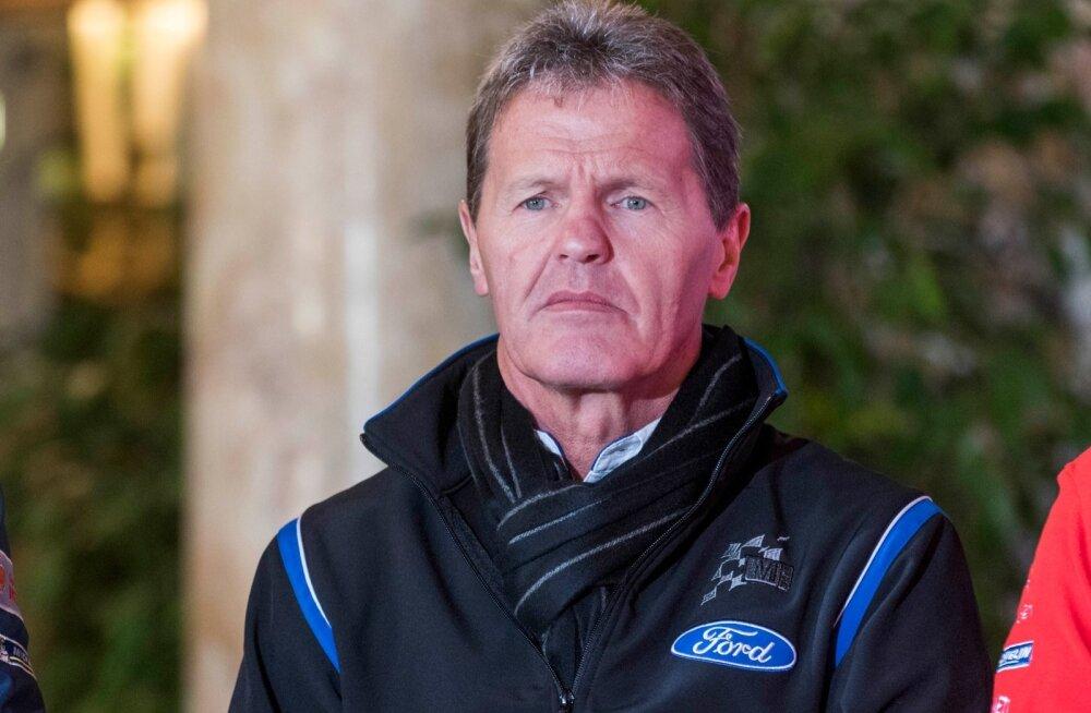 Monte Carlos WRC Rally 2015 avamine