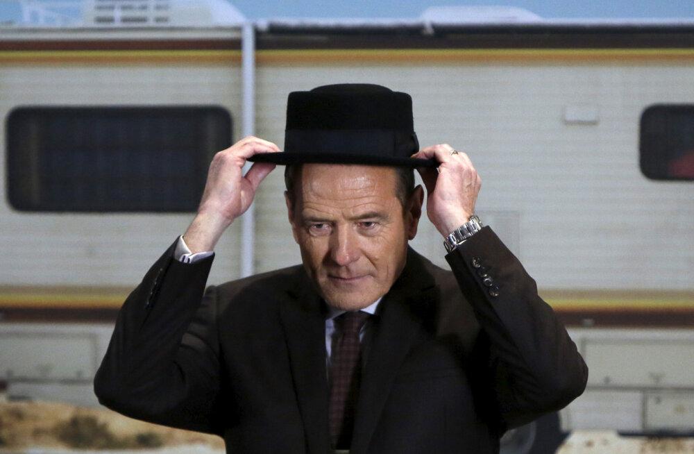 Tere tulemast tagasi, Heisenberg! Bryan Cranston naaseb kuulduste kohaselt Walter White'i rolli