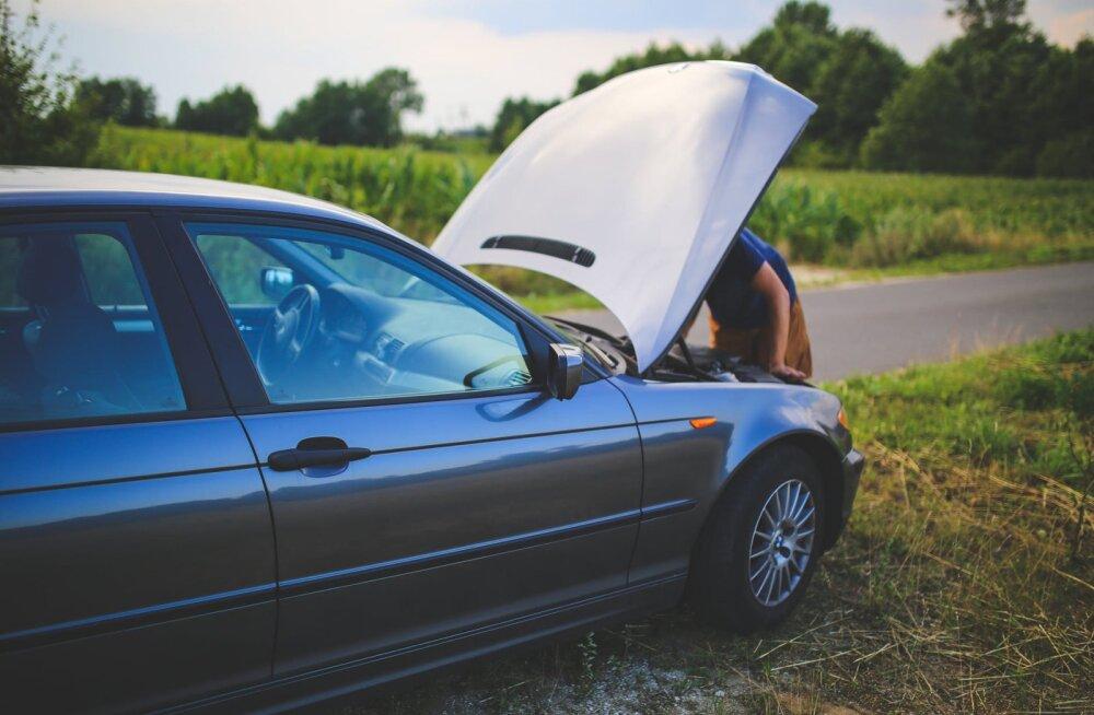 Страхование каско: услуга автопомощи полезнее, чем вы думаете