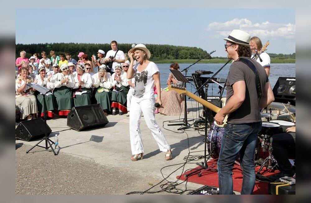 Lauluga Maale ja Kalurite päev Narva-Jõesuus