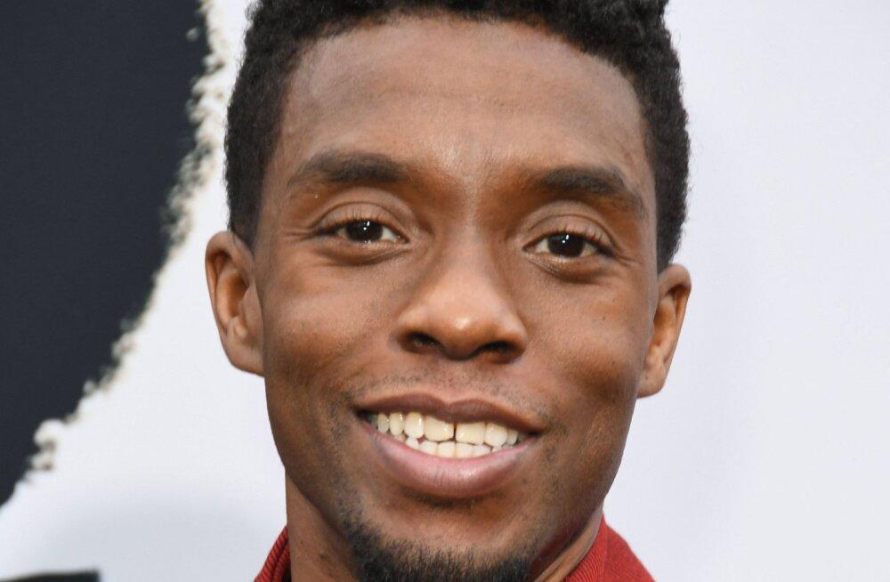 """Kas Chadwick Boseman vihjas oma surmale aasta enne, kui see juhtus? """"Ma olen surnud"""""""