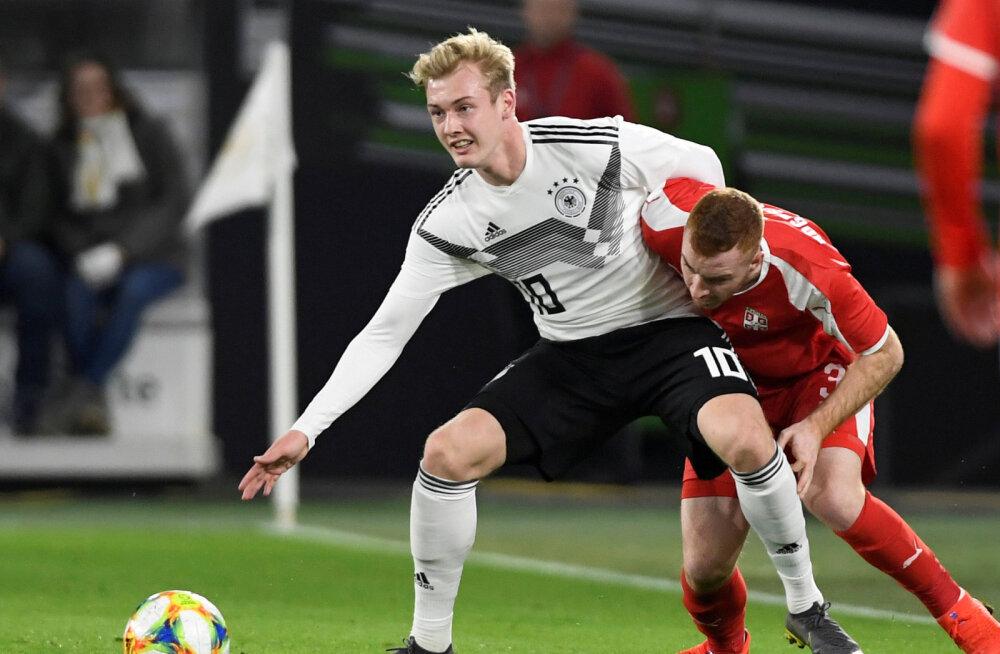 Ettevalmistused käivad: Dortmund soetas kahe päevaga kolm Bundesliga staari