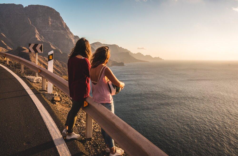 Soodsad edasi-tagasi lennud märtsiks Helsingist: Kanaarid alates 55 eurost, Cabo Verde alates 145 eurost