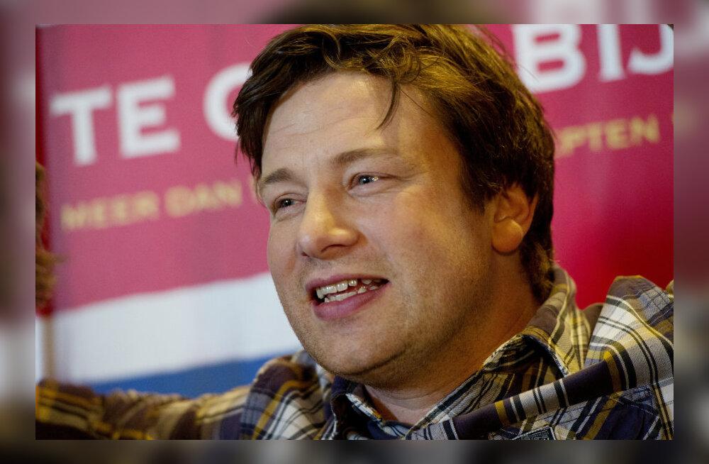 Jamie Oliveri kolm parimat nippi pohmellist jagu saamiseks