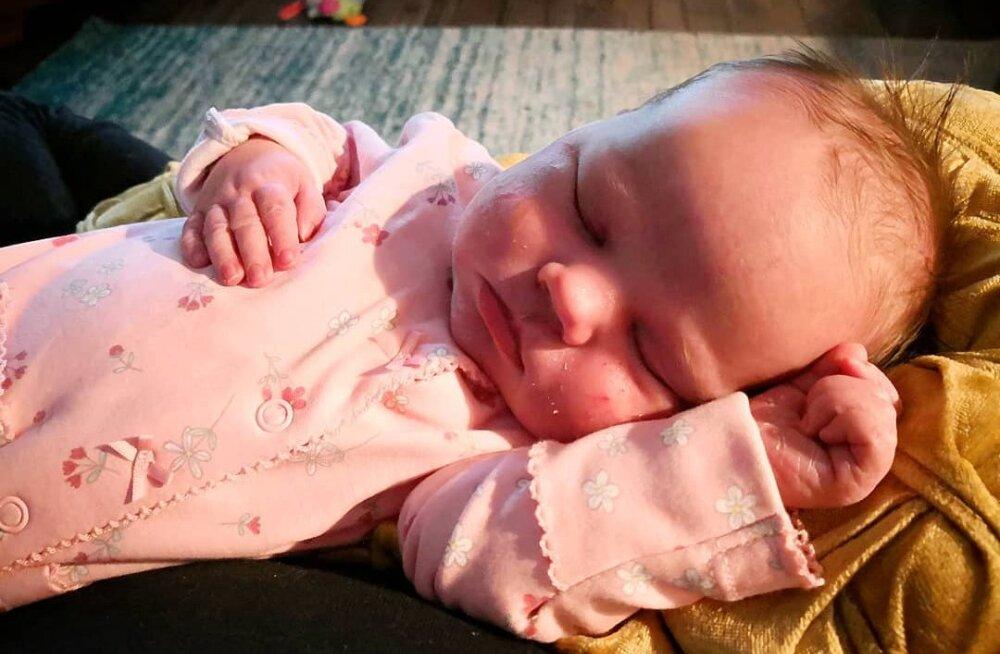 Mallukas kirjeldab kohutavat sünnitust: viimased kümme minutit olid nii õudsad, et ma mõtlesin ma ei ela seda üle