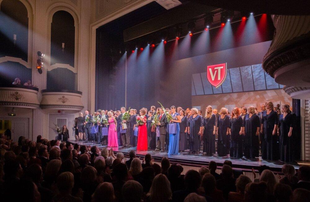 """112 сезон Национальной оперы """"Эстония"""" открылся гала-концертом Vana Tallinn"""
