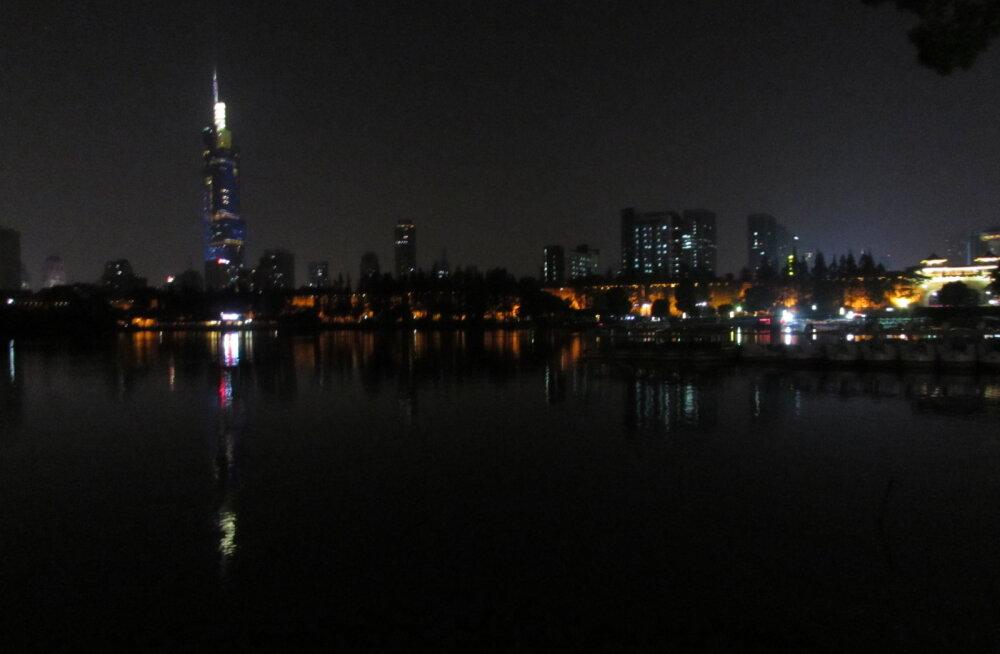 HIINA PÄEVIKUD, 3. osa | Shanghaisse Vanemuise ooperikoori vaatama. Sest kus seda siis veel näha...