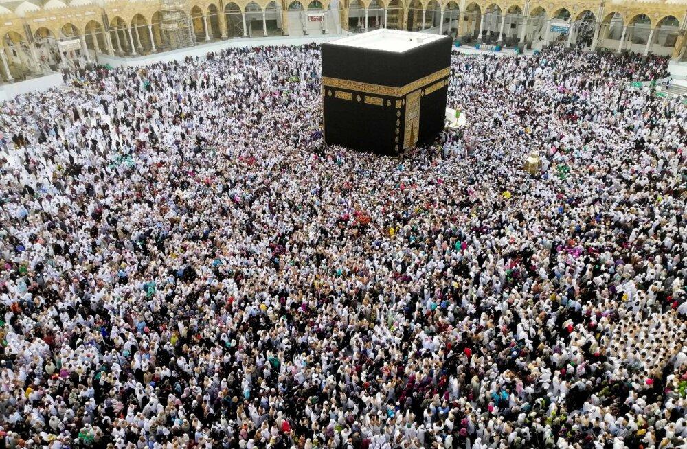 Saudi Araabia sulges end koroonaviiruse tõttu islami palveränduritele