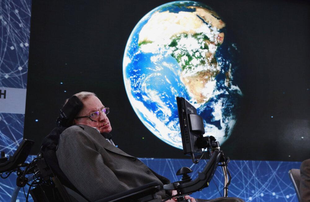 FOTOD | Täna toimub Stephen Hawkingu ärasaatmine, kõne peab ka kinolinal füüsikut kehastanud Eddie Redmayne