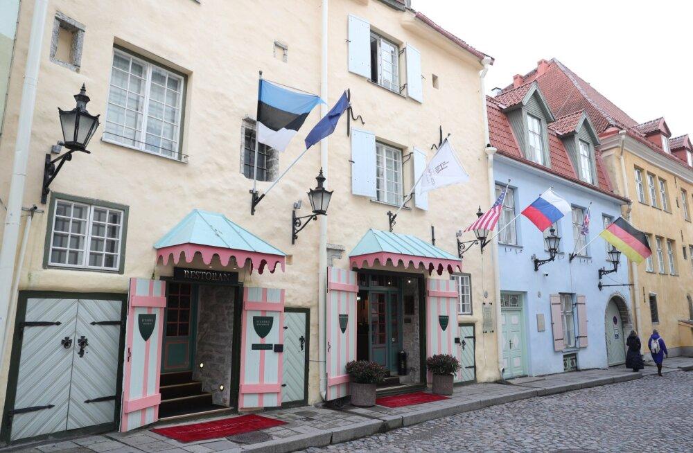 Kahtlus oli asjatu: Tallinna Schlössle hotellist haiglasse viidud Hiina turistidel pole koroonaviirust