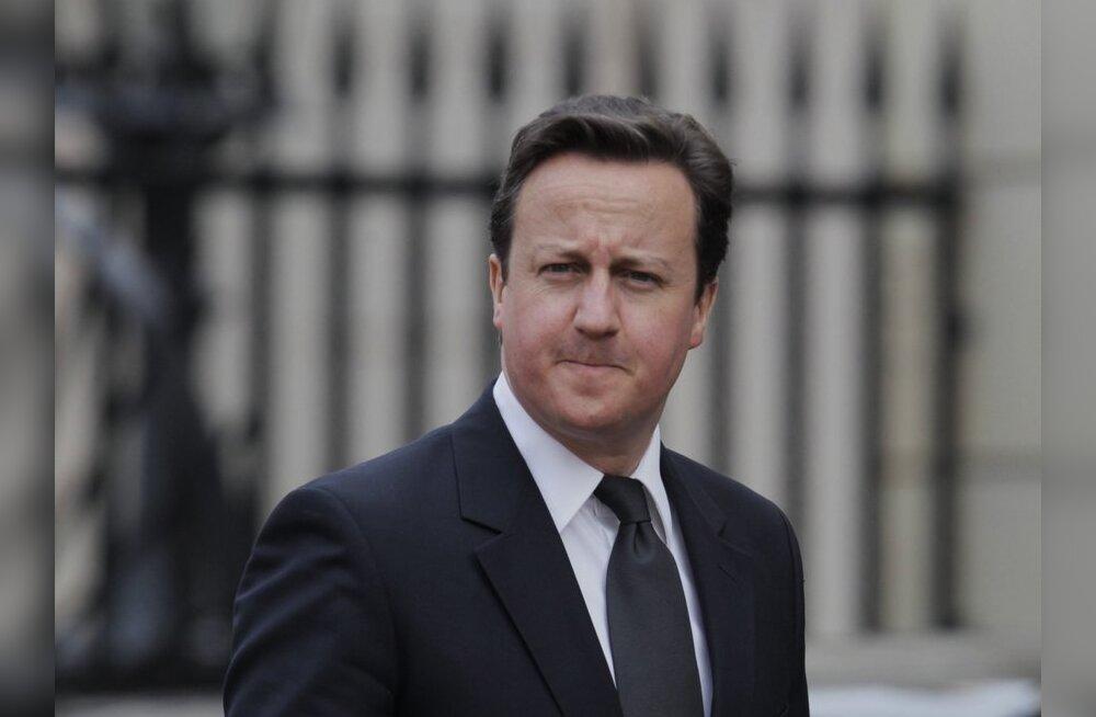 Cameron välistas NATO maavägede saatmise Liibüasse