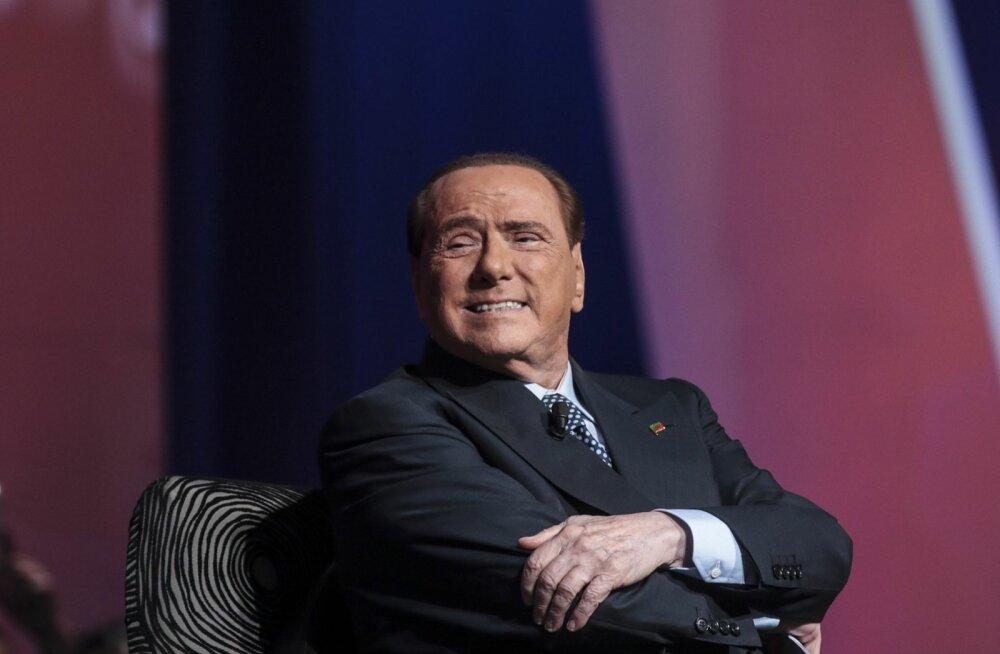 Itaalia endine peaminister Berlusconi viidi südameprobleemidega haiglasse