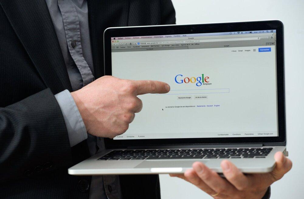 Google'i suur uuring paljastab selle, mida eestlased veebis teevad