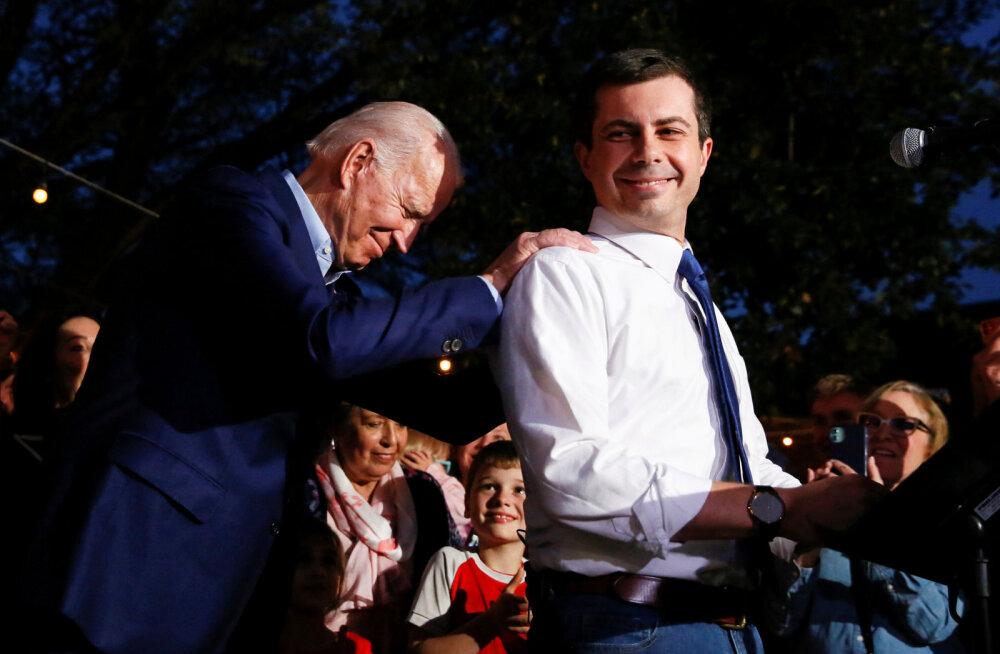 Joe Biden sai USA eelvalimiste superteisipäeva eel kolme endise rivaali toetuse