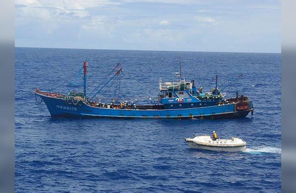 Nord Stream maksab Eesti kaluritele ühekordse hüvitise