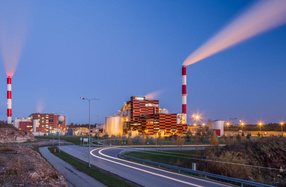 Очередная крупная сделка: иностранный фонд приобрел эстонского производителя тепла