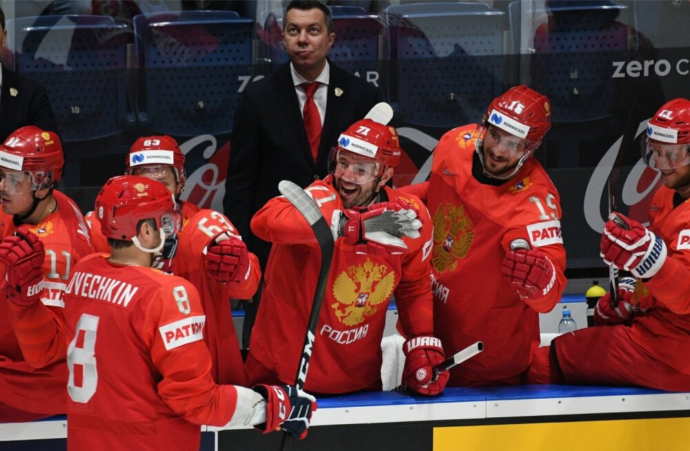 Venemaa jäähokikoondis