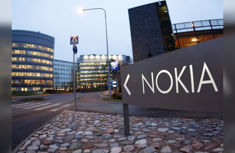 (FILES) A picture taken on Januay 15, 2008 shows the headquarters of Nokia in Espoo.  Nokia, the world's leading mobile phone maker, said on March 17, 2009 it planned to cut another 1,700 jobs worldwide as part of cost-cutting measures.  AFP PHOTO  FILES/