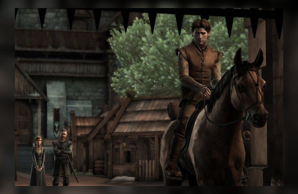 """5. detsembri """"Puhata ja mängida"""": World of WarCrafti uus lisapakk ja Game of Thrones"""