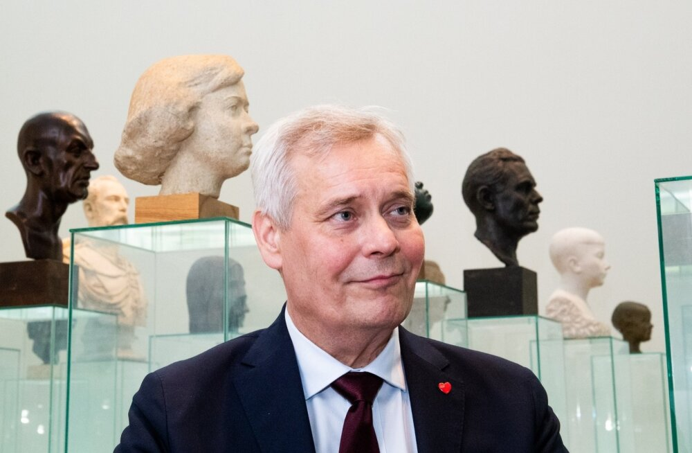 Soome uus peaminister Antti Rinne.