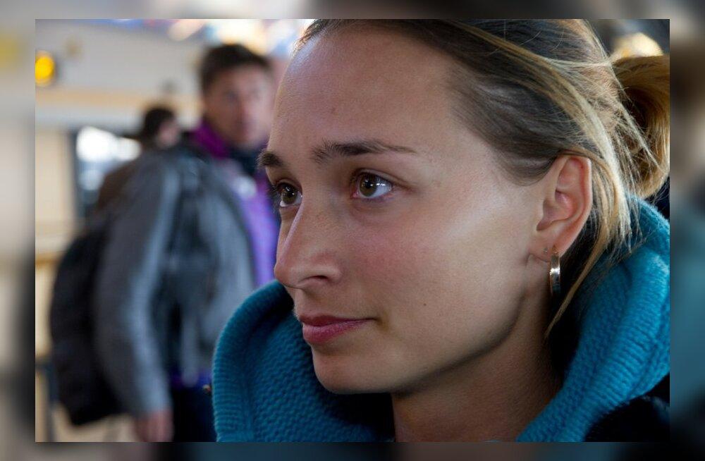 Ksenija Balta, kergejõustik