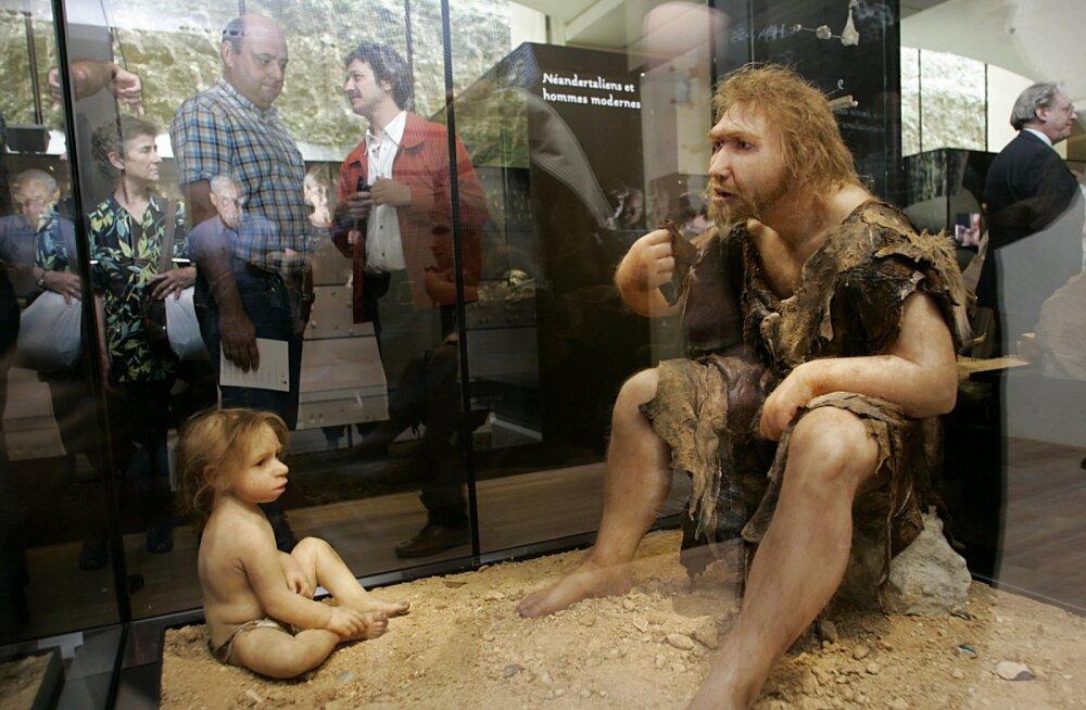 Meie esivanemad seksisid ka neandertallastega – kuidas see tänast inimest muutis?