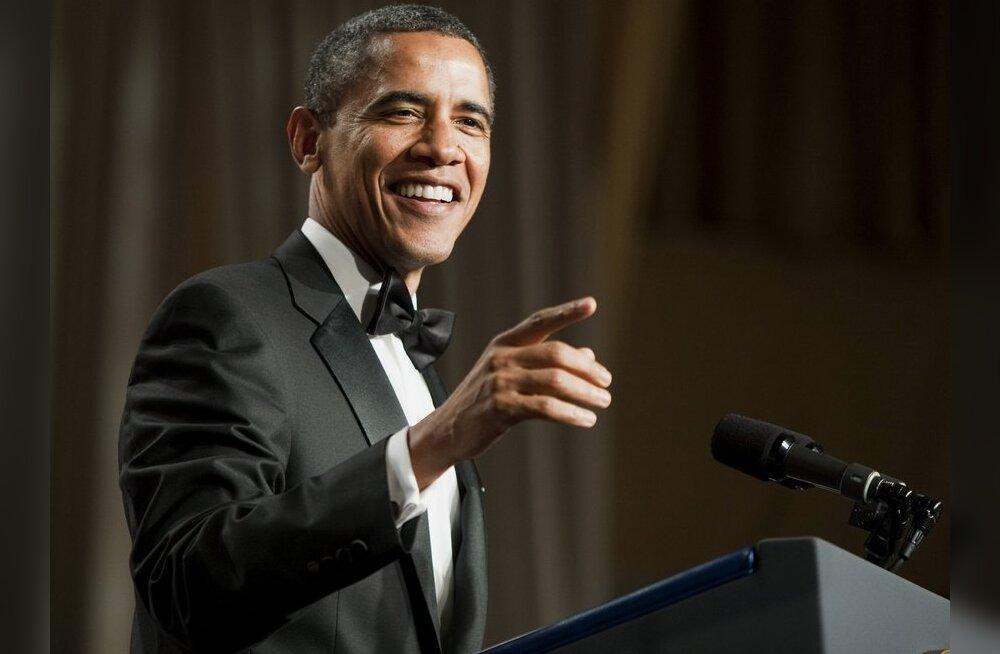 Obama kuulutati arstlikul ülevaatusel tubakavabaks