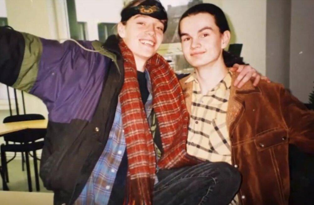 Vaiko Eplik ja Priit Võigemast leidsid teineteist taas: teismeea unistused ei sure iialgi!