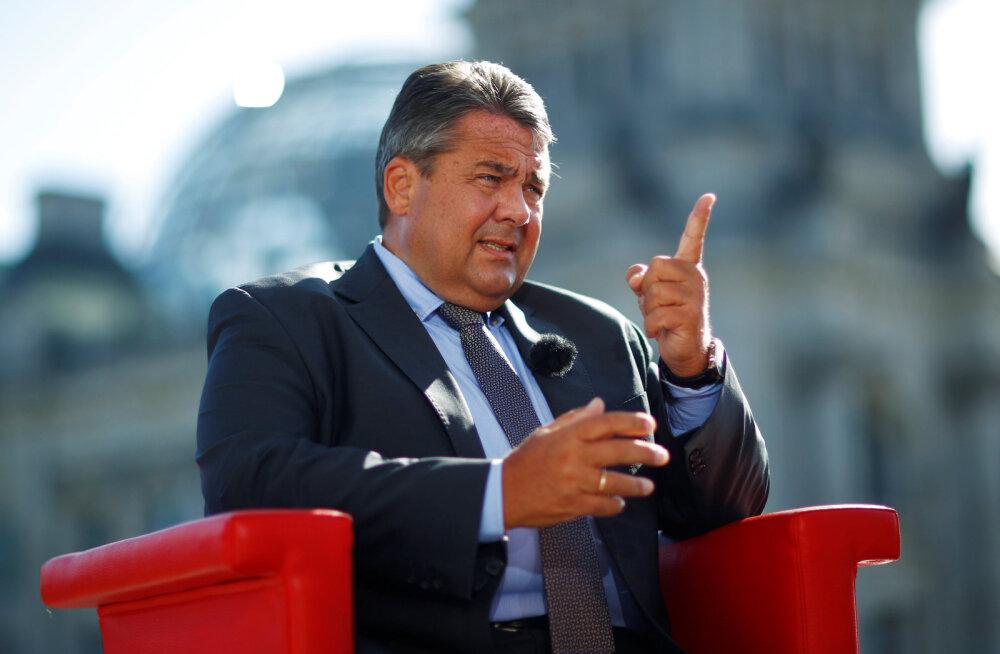 Saksa minister: USA-EL-i vabakaubanduskõnelused on ebaõnnestunud