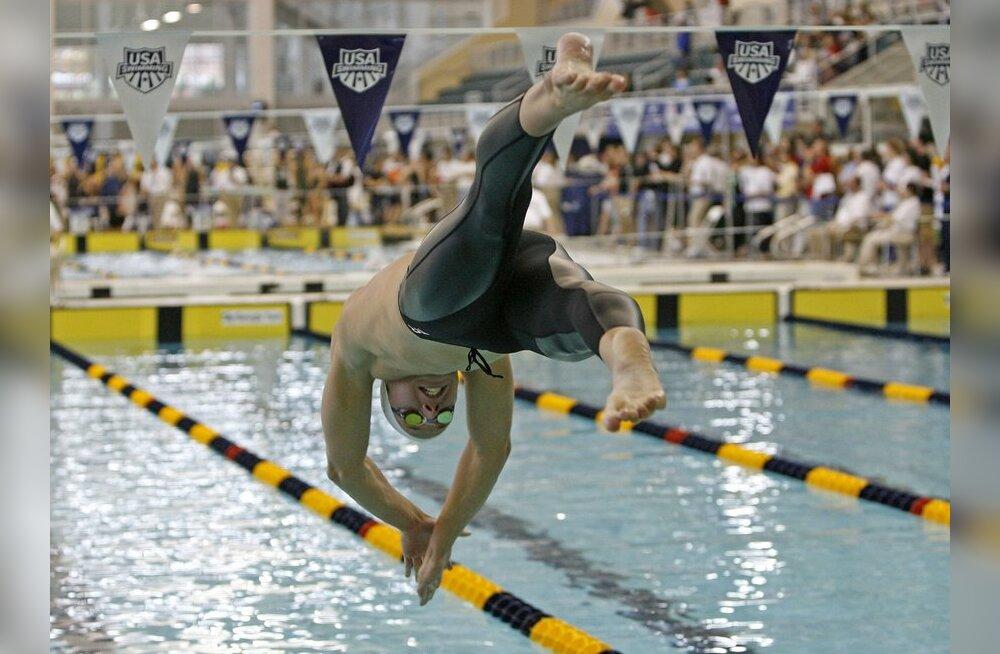 Eesti ujumislootus sai juunioride EMil 15. koha