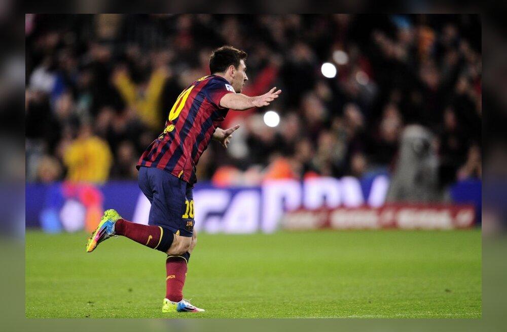 VIDEO: Messi ongi võlur! Vaata argentiinlase imelist karistuslööki!