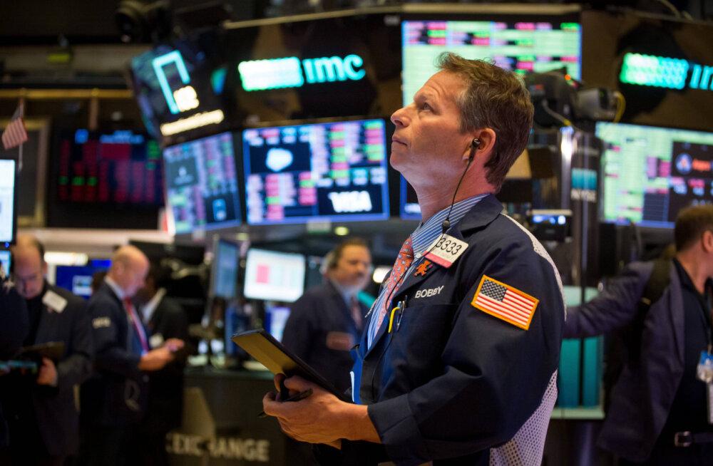 USAs oli mitmekümne aasta halvim börsipäev