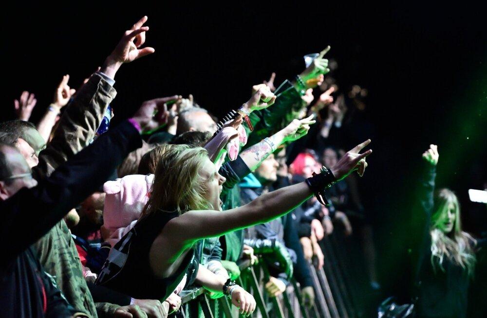 Hard Rock Laager 2018 2. päeva õhtu