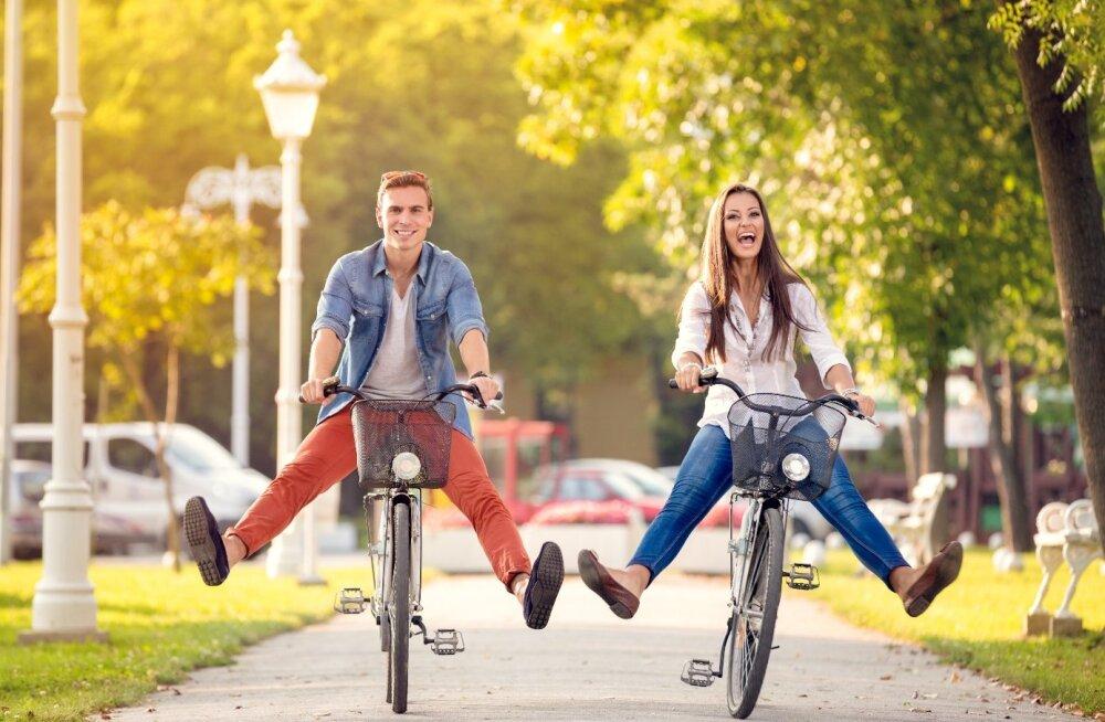 Valmistume kevadeks: kuidas valida jalgratast?