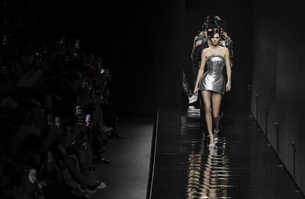 Секс и агрессия: cамые суровые коллекции Недели моды в Милане