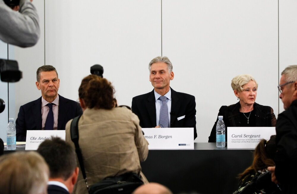 Pressikonverents Danske Bank teemadel Kopenhaagenis 19.09.2018