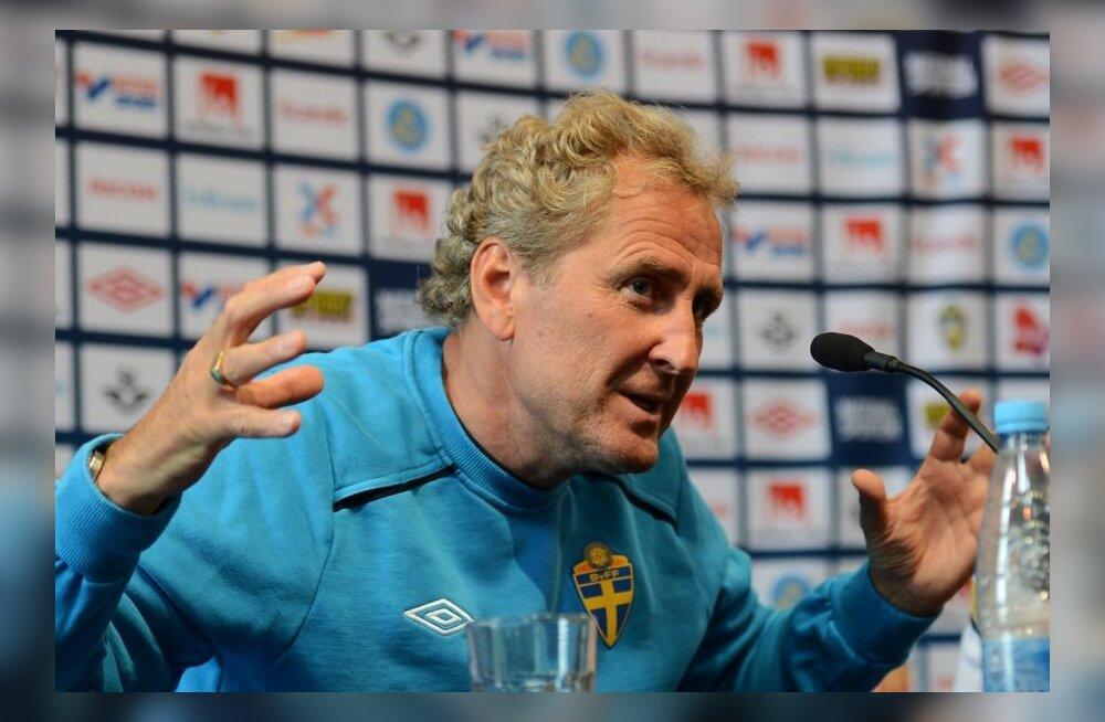 Pinged süvenevad: Rootsi jalgpallikoondises valitseb anarhia