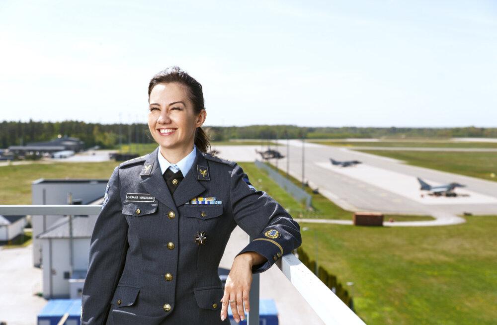 Сильные и красивые: почему женщины в Эстонии выбирают службу в армии?