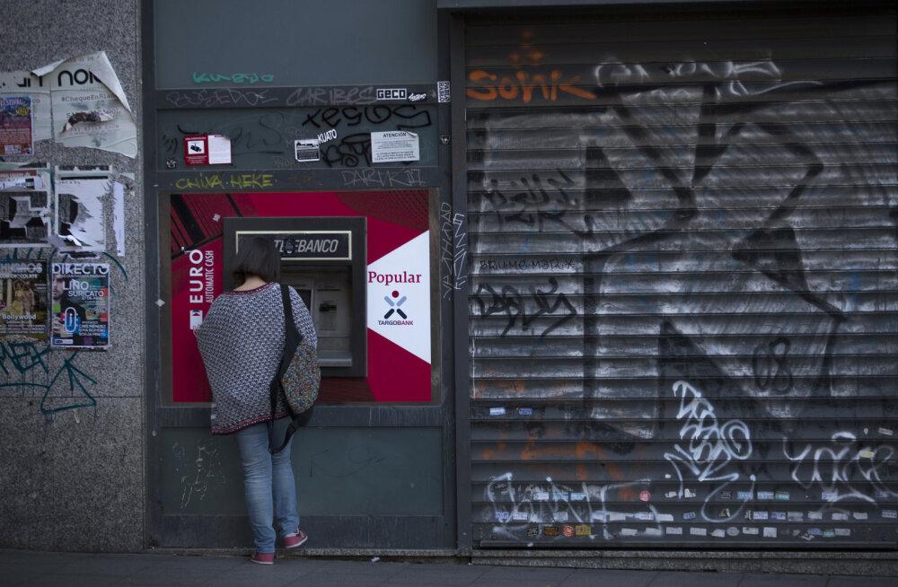 Saksa politsei on hädas pangaautomaate õhkivate kurjategijatega