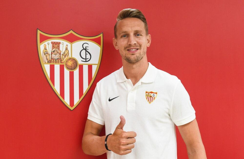 Hollandi väravamasin liitus Hispaania suurklubiga