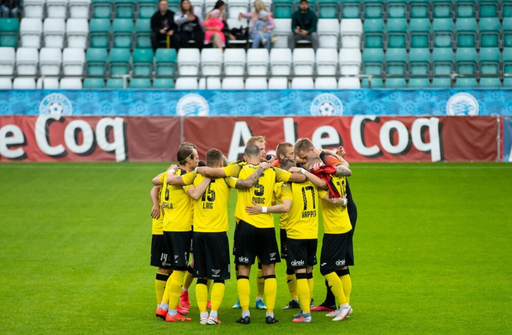 FCI Levadia vs Viljandi Tulevik 02.08.2020