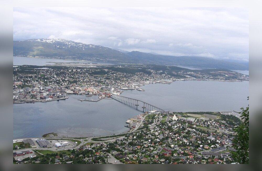 Reisikiri: Norramaal kadunud ööd otsimas