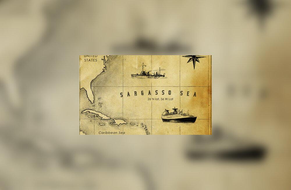 Meri, millel pole kaldaid: Kolumbus polnud esimene, kes sellest läbi sõitis