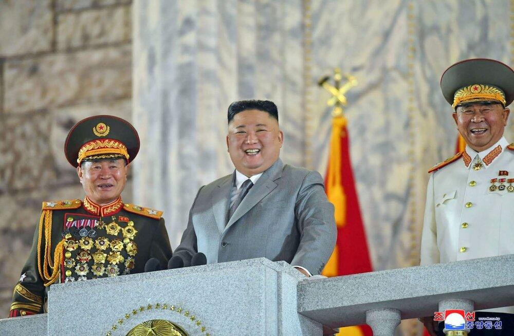 """ANALÜÜS   Erki Loigom: Põhja-Koread võib Bideni ajal oodata uus """"tule ja raevu"""" periood"""