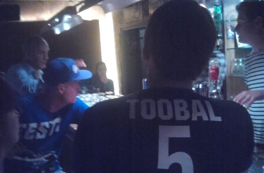 DELFI KORTRIJKIS: Mis on Eesti peatreeneri lemmik Belgia õlu ja mitu pudelit ta seda juua võib?