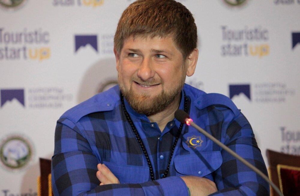 Ramzan Kadõrov