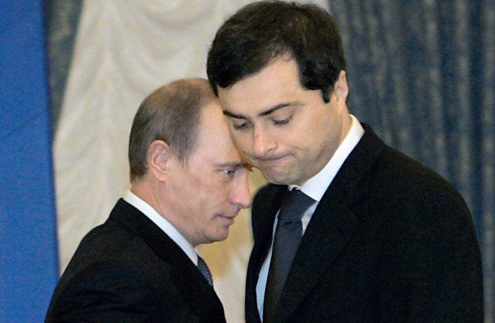 """Путин уволил куратора """"украинского направления"""""""