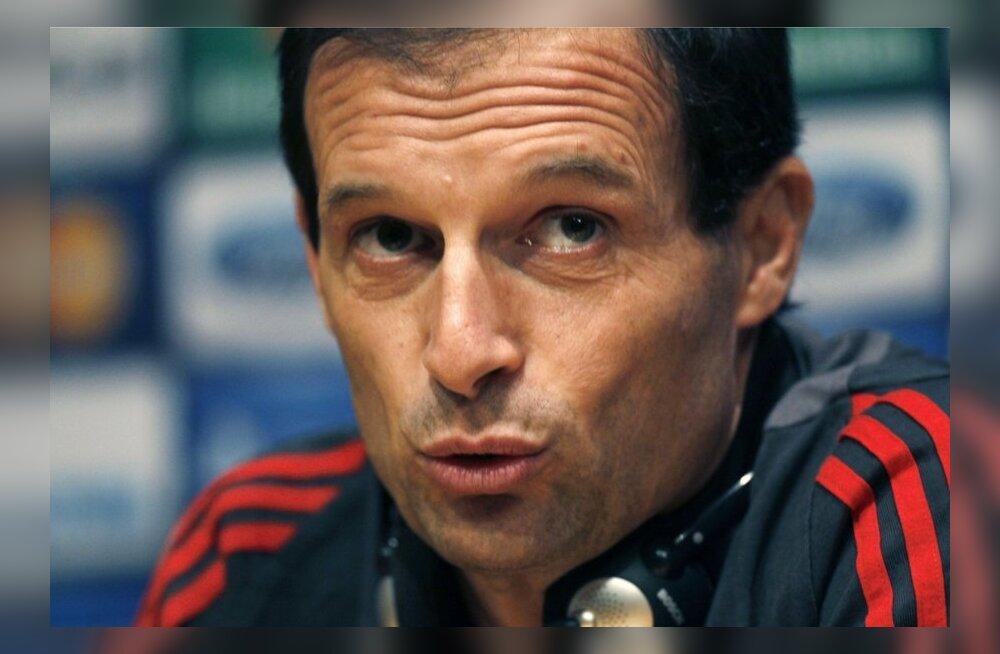 Juventuse peatreener: see oli nagu 0:8 kaotus, me vajame arsti!